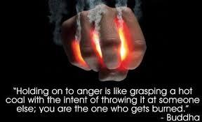 Anger Buddha